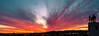 Sorprendidos por el amanecer (Luis Marina) Tags: sunrise santander amanecer silhouette siluetas