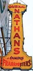 Coney Island-10-1514312375805 (Jeremie Doucette) Tags: famousnathans famous nathans hotdog coneyisland beach boardwalk ocean nyc newyork newyorkcity sign neon
