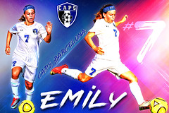 Emily_Graphic_CAPSBarcelona_17 (Sideline Creative) Tags: graphicdesign capturingthemoment soccer footballedits footballdesign digitalart sportsedit sportsgraphics sportsedits socceredit socceredits poster sportsposters photoshop montage collage 1dx canon