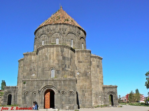 Kars - Church of 12 Apostles (from 1579 mosque)