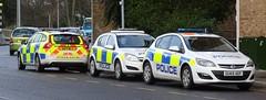 Hertfordshire Constabulary - OU65 AEF - OUO8 FGD - OU17 BLX (999 Response) Tags: hertfordshire constabulary ou65aef ouo8fgd ou17blx police vauxhall astra volvo hemel hempstead ou08fgd 0u08fgd