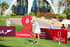 Veronica Zorzi of Italy (andre_engelmann) Tags: 2017 6 9 december damen dubai golf lpga turnier ladies european tour omega masters runde tag gras vereinigten arabischen emirate