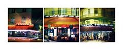 Série du 06 12 17 : Paris, veille de l'expo au Carrousel du Louvre (basse def) Tags: paris night bar coffee
