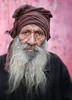 rajasthan - india 2018 (mauriziopeddis) Tags: dehli india rajasthan portrait ritratto people tribe canon rosa barba reportage