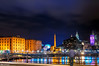 Looking across Salthouse Dock, 16th December 2017 (Bob Edwards Photography - Picture Liverpool) Tags: albertdock liverpool docks waterfront building touristattraction jessehartley philiphardwick bobedwardsphotography pictureliverpool
