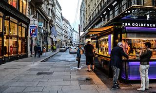 Viennese Street Life