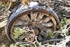 Wooden wheel (Edgar Libe Photography) Tags: rust weathered wood dodge so ca calif california