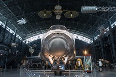 Discovery (derekbruff) Tags: awe exploration museum smithsonian discovery shuttle space