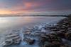 Inspiration (johnkaysleftleg) Tags: lownewton jigsawrocks sunrise le 5stopfilter ndhardgrad06 tidal northumberland northumberlandcoast northeast england canon760d sigma1020mmf456exdchsm dunstanburghcastle