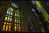 Let the Sunshine In (Nrbelex) Tags: canon dslr 5dmkiii nrbelex ef2470mm 2470mmf28 2470mm 2470mml 5diii widegamut prophotorgb prophoto widecolorspace hdr highdynamicrange spain stainedglass sagradafamília basílicaitempleexpiatoridelasagradafamília temploexpiatoriodelasagradafamilia church barcelona antonigaudí gaudí basilica