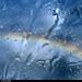 20170625_1 Water streamlets & bokeh rainbow | Ferry between Norway & Denmark