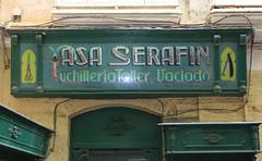 Cadix (hans pohl) Tags: espagne andalousie cadix advertising publicités signs panneau