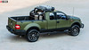 Ford F150 (Custom) (Gaurav's Domain) Tags: gvk gvkcustoms ford f150 military green custom miniature diecast hobby truck modified modded models outdoors offroad off road beast american usa muscle power wilderness wild pickup cr car scalemodel scale118 scratch