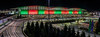 post christmas holiday travel (pbo31) Tags: bayarea california nikon d810 color night dark black december 2017 boury pbo31 boxingday over lightstream traffic motion sanfranciscointernational sfo millbrae airport terminal panoramic large stitched panorama sanmateocounty holidays christmas season lights