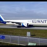 B777-369/ER | Kuwait Airways | 9K-AOK | FRA thumbnail