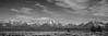TetonsAndSageBrushPanoBW2 (amandapaige84) Tags: grandtetons landscapes mountains