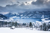 Winter wonderland (hjuengst) Tags: bavaria schliersee schliersbergalm winter winterbeauty snow cold clouds lake