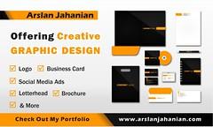 Graphic Services (arslanjahanian) Tags: graphics graphic arslanjahanian wwwarslanjahaniancom official site designing designer high quality logo brochure flyer service pakistan freelancer