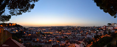 On the Hills of Lisboa