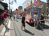Tanabata parade (Stop carbon pollution) Tags: japan 日本 honshuu 本州 touhoku 東北 iwateken 岩手県 hotd handstand