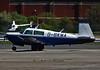 G-BKMA Mooney M.20J (SteveDHall) Tags: aircraft airport aviation airfield aerodrome aeroplane airplane egnh 2017 blackpool blackpoolairport lightaircraft gbkma mooney m20j mooneym20j m20