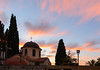 20171101_Cana_0109.jpg (donhall9141) Tags: 2017 mideast sunset church buildings cana structures phototype israel 201711israeljordan
