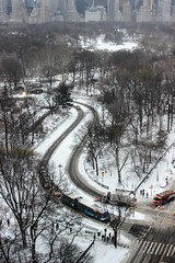 Winter Wonderland Central Park January 4th 2018 (dannydalypix) Tags: gotham newyorkinwinter plazahotel centralpark manhattan winterinnewyork newyorkcity bombcyclone