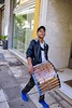 Busker, Pangrati, Athens (jeremyhughes) Tags: athens greece pakgrati gypsy drum drummer busker busking musician music boy city street percussion sony rx1rii zeiss 35mm people drumming pangrati