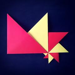 Tassellazione a frattale - Paolo Bascetta (Stefano Borroni (Stia)) Tags: origami papiroflexia carta origamilove origamiart folding paper piegarelacarta cdoitalia geometria modulare tassellazione tessellation arte cosedicarta art