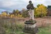 Longfellow Gardens 1s (Greg Riekens) Tags: autumn usa fallcolors statue longfellowgardens nikond500 minneapolis history minnesota park midwest fall longfellow minnehaha nikkor