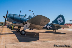 NX92879 USN | Curtiss SB2C-5 Helldiver | Columbus Air Force Base (M.J. Scanlon) Tags: nx92879 usn curtisssb2c5helldiver 83589 curtiss sb2c5 helldiver usnavy unitedstatesnavy columbus columbusafb columbusairforcebase airshow mississippi prop propeller sky fly flying spotting airport flight mojo scanlon digital canon camera photo photography photographer photograph picture capture image aircraft aviation airplane plane
