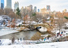 Day Four (ALL N Y C E E Photography) Tags: centralpark snow landscape park manhattan newyorkcity nyc photography nikon 18200mm winter city cityscape photograph lake frozen buidlings trail people hills