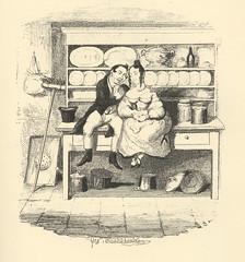 Watkins Tottle (Rescued by Rover) Tags: charles dickens sketches boz illustration cruikshank victorianlondon kitchendresser servant watkins tottle