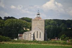 St Clement (Worthing Wanderer) Tags: norfolk summer sunny farmland coast seaside nelson holkham burnham hero august