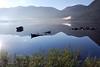 September vatn -|- The September Lake (erlingsi) Tags: rotevatn lake vatn volda spegling reflection serene morning