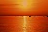 Orangeade citronnée nature (kiareimages1) Tags: sunrise sky sea sun colors orange imagery kiareimaginations mediterraneo