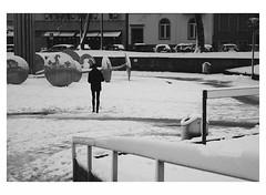 betweenthebuttons (ralfdaenicke) Tags: köln cologne street strase winter snow schnee schwarzweis blackandwhite bw blackwhite monochrome pentax k3 menschen