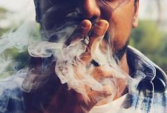 Urban Ecstasy (ainulislam) Tags: smoke bangladesh bangla ttlbd bd shades cig chainsmoker winter layers ecstasy retro dope smoker cigar