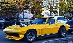 1965 Chevy Corvette Stingray (Chad Horwedel) Tags: 1965chevycorvettestingray chevycorvettestingray chevy chevrolet corvettestingray classic car custom panfil25thanniversary brauerhouse lombard illinois