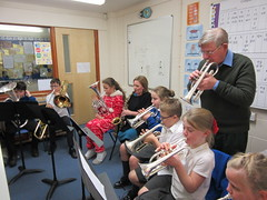 Mrs Hacker Joins the Brass Group