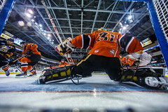 "Kansas City Mavericks vs. Colorado Eagles, December 17, 2017, Silverstein Eye Centers Arena, Independence, Missouri.  Photo: © John Howe / Howe Creative Photography, all rights reserved 2017. • <a style=""font-size:0.8em;"" href=""http://www.flickr.com/photos/134016632@N02/39138173871/"" target=""_blank"">View on Flickr</a>"