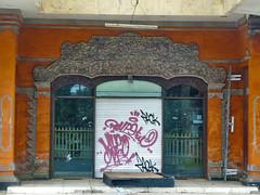 Gapura ex Gelael (Ya, saya inBaliTimur (leaving)) Tags: building gedung architecture arsitektur sanur denpasar bali supermarket
