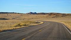 Winding Road Through Canyonlands National Park (Joe Shlabotnik) Tags: utah 2017 canyonlandsnationalpark november2017 canyonlands nationalpark afsdxvrzoomnikkor18105mmf3556ged faved