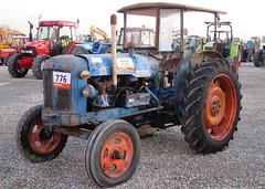 Fordson Major 44 DDN (samestorici) Tags: trattoredepoca oldtimertraktor tractorfarmvintage tracteurantique trattoristorici oldtractor veicolostorico