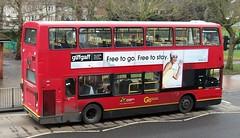 London General pVL291 on route 154 Sutton Green 21/12/17. (Ledlon89) Tags: bus buses london transport tfl sutton surrey londonbus londonbuses goaheadlondon londongeneral londontransport