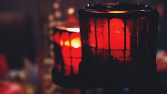 DSC05479-06 (suzyhazelwood) Tags: candles candlelight candle red festive christmas xmas light creativecommons sony a6000