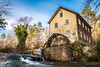 SELL'S MILL (The Suss-Man (Mike)) Tags: dam georgia gristmill hoschton indiancreek jacksoncounty longexposure mill sellsmill slowshutterspeed sonyilca77m2 sussmanimaging thesussman water waterfall