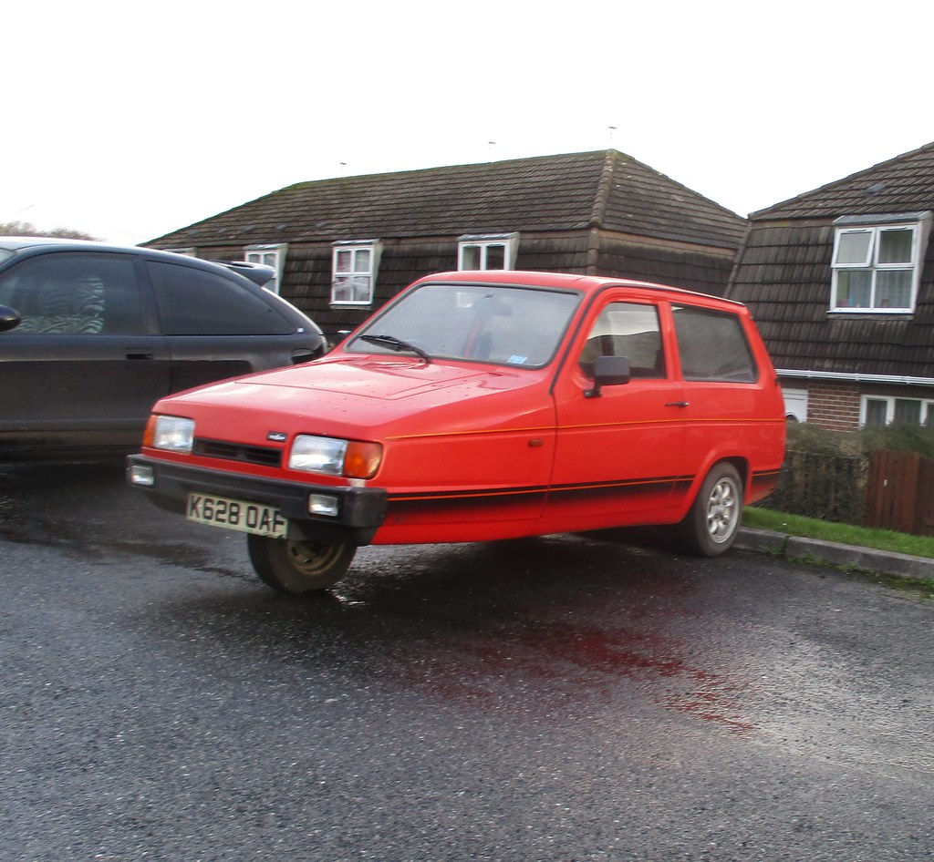 The World S Best Photos Of Reliant And Wheel Flickr Hive Mind