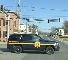 Delaware State Police (10-42Adam) Tags: dsp police statepolice trooper statetrooper delaware de delawarestatepolice 911 chevy chevrolet tahoe policetruck policecar policevehicle odessa lawenforcement