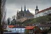 The castle on the Hill (Tony_Brasier) Tags: apples church cold czechoslovakia cat bluesky buildings peacefull people play photos nikon d7200 sky sigma 1750mm lovely location